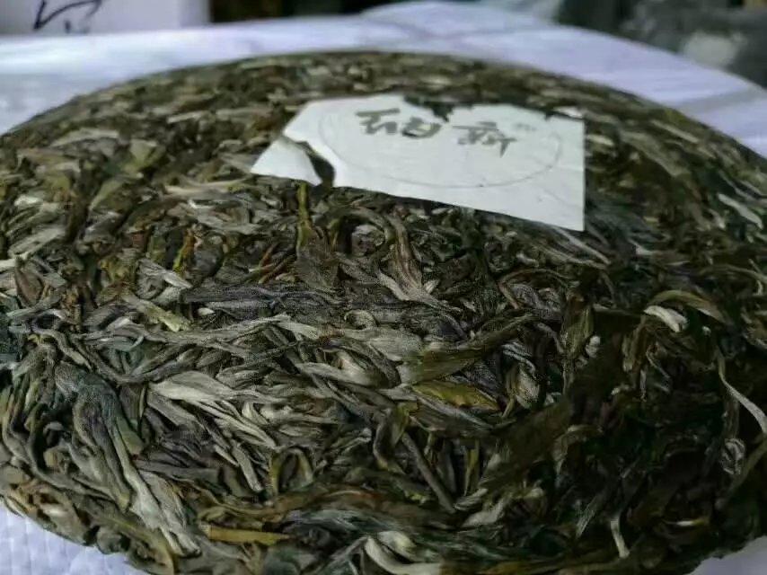 2017纳新勐海茶山行——2017年春茶第一饼
