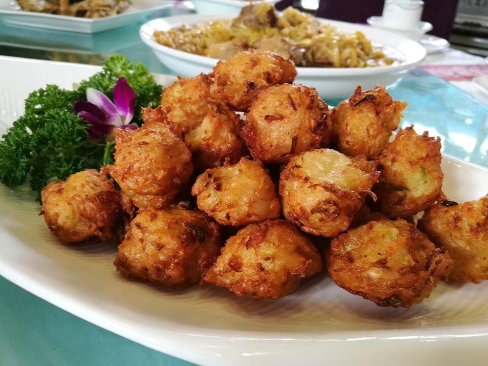【2017纳新黑龙江考察大米之行】又是一桌丰盛的菜肴