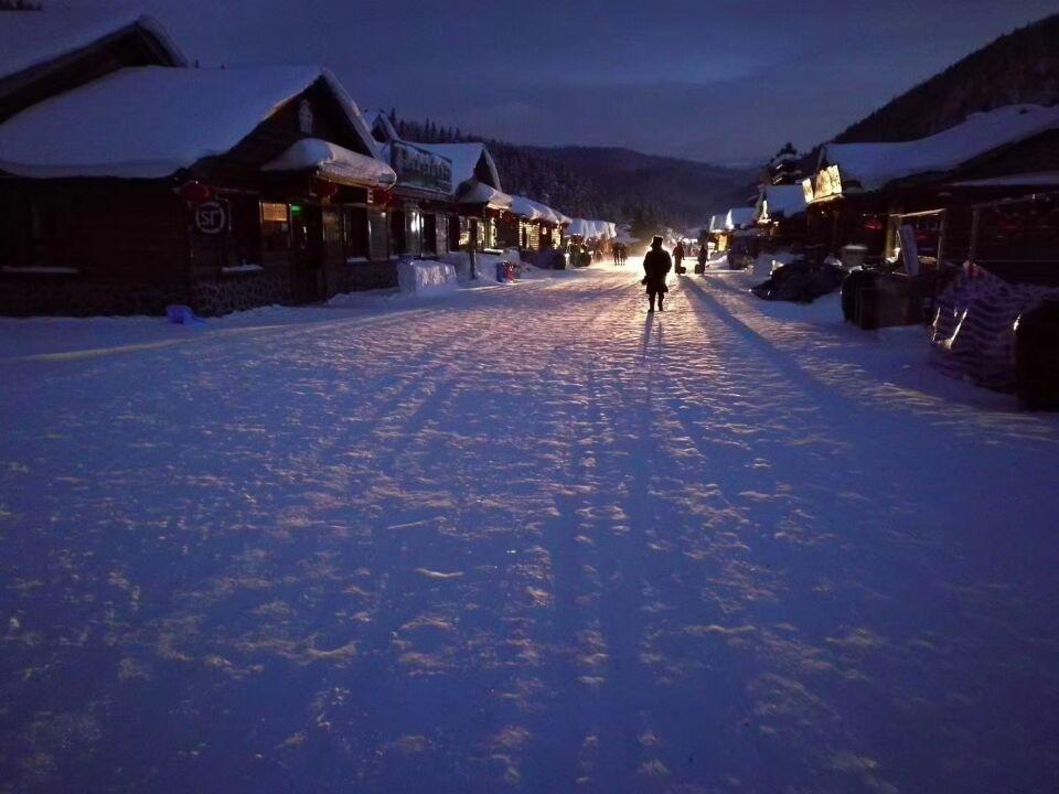 【2017纳新黑龙江考察大米之行】走出雪乡,走出林海