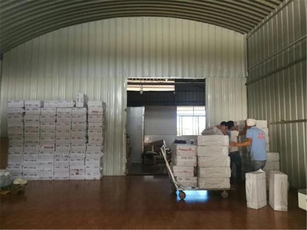 2018纳新云南茶山行——第一批茶叶制作完成于今日发往长沙