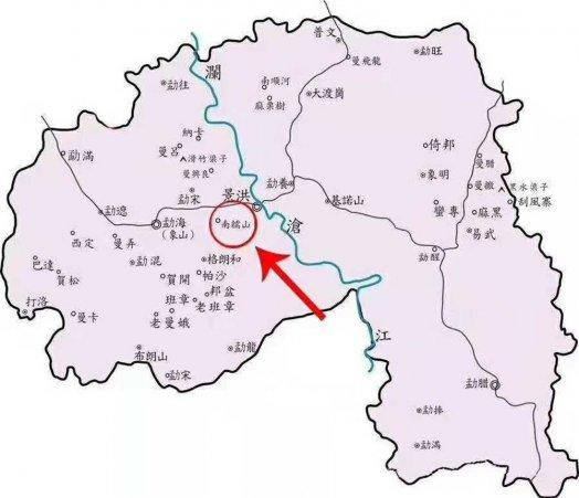 2018纳新勐海茶山行 —— 勐海南糯山