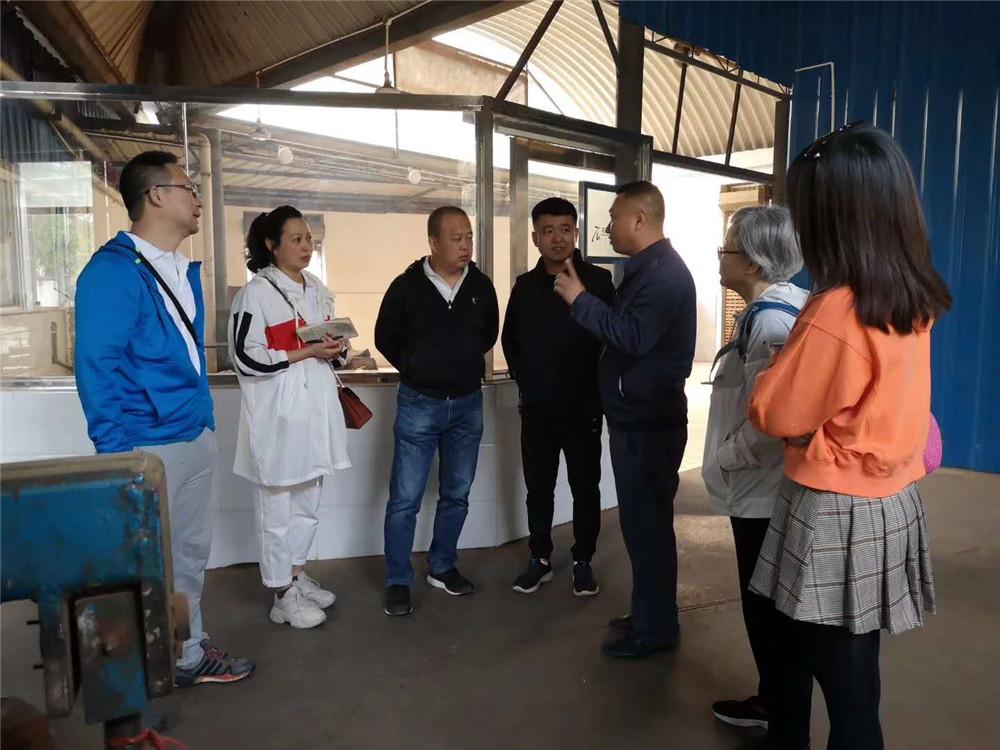 2019纳新勐海茶山行 —— 斯嘛哩茶厂参观学习观摩
